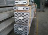 Oval en aluminium Profiles&Tubes (poli et polished&brushed)
