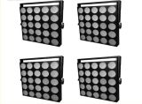 25PCS 3W wärmen weißes LED-Matrix-Licht-/Blinder-Licht