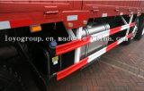 8X4 측벽 담 Dropside 화물 트랙터 트럭