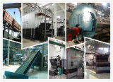 8 de Hoogste Industriële Met kolen gestookte Stoomketel van de ton voor Chemische Fabriek, het Verven, het Afdrukken