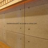 Scheda decorativa del cemento della cellulosa Amianto-Libera simile con la scheda di Eternit