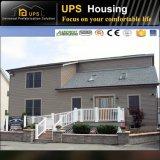 El concreto artesona las casas prefabricadas para las vacaciones