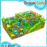 Спортивная площадка оборудования игрушек детей крытая мягкая для сбывания