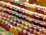 Sorbate van het kalium de Korrelige Chemische producten van de Natuurvoeding van het Poeder Bijkomende Bewarende