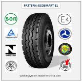 Tous les pneus radiaux en acier 6.50r16lt (ECOSMART 81) de camion et de bus