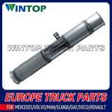 Extractor Flexible Pipe para OEM No. de Truck Parte del Pesado-deber de Scania: 1505749 1725993
