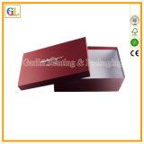 Boîte en papier rigide en carton pour l'entreposage