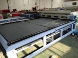 중국 공급 Laser 기계 대규모 나무로 되는 Laser 조판공
