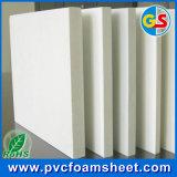 Fabricante da placa da espuma do PVC do gabinete (branco puro fora do branco branco do gelo)