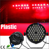 PRO Light 54PCS*3W LED PAR 64 Light LED Stage Lighting