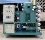 Purificatore dell'olio isolante di vuoto della Doppio-Fase di Zhongneng per l'olio di filtrazione dell'olio che ricicla depurazione di olio Zyd-100