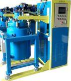Mezclador automático de Tez-10f sin la calefacción de Hubers que embrida la máquina