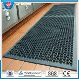 Anti couvre-tapis de cuisine de couvre-tapis d'étage de fatigue, couvre-tapis en caoutchouc résistant à l'acide
