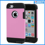 iPhone를 위한 잡종 PC TPU Shockproof Spigen Slim Armor Hard Cell Phone Cover Case