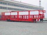 De semi-gesloten Oplegger van de Auto-carrier van het Type