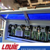 안전과 쉬운 기계를 위한 가스 봄을 설치한다