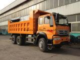 4X2 구동 장치형을%s 가진 덤프 트럭 황금 Brand 황태자 팁 주는 사람 트럭