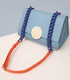 Migliore nuovo sacco di vendita di Crossbody del cuoio del sacco di Crossbody di colore della caramella di estate (LDO-15354)