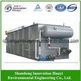 Flotación de aire disuelta removedor del petróleo y de la grasa (DAF)