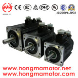 Servo motor servo 220V/Ce de Motors/AC e certificados do UL com 0.75kw/2.4n. M
