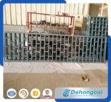 古典的な住宅の庭の錬鉄の塀(dhfence-18)