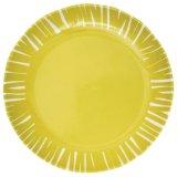 Veelkleurige Dinnerware- van de Plaat van de Melamine voor Voorgerechten en Desserts