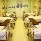 PVC homogène de la vente 2017 chaude médical et étage d'hôpital