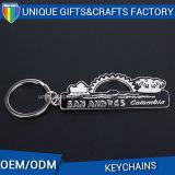 Il metallo attraente incanta la catena chiave per il regalo dei ricordi