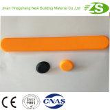 PVC / TPU Material anti deslizamiento táctil tiras para el camino ciego