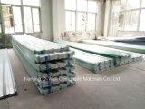 Il tetto ondulato della vetroresina del comitato di FRP/di vetro di fibra riveste W171004 di pannelli