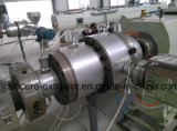 Cadena de producción de protección de la protuberancia del tubo del cable eléctrico del PVC CPVC UPVC de la alta calidad del fabricante/fabricación de la línea de la protuberancia de la máquina \ de los Doble-Tubos