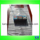 Sacs à ordures HDPE avec boîte pour usage quotidien