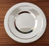 304 (18-8) tazas de café Three-Piece del acero inoxidable 180ml