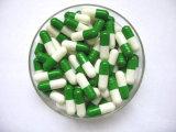 Lege groen Dark van de Capsule van de Gelatine - - Wit in Farmaceutische Industrie Szie 0