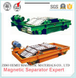 Self-Cleaning постоянный сепаратор Mangetic для металлургического шлака Iron-4