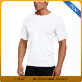 カスタム人の100%年のポリエステルスポーツのDriの適当なTシャツ