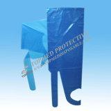 Freie Proben! Wegwerf-PET transparentes Schutzblech-Plastikschutzblech mit Gleichheit