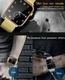 Bluetooth intelligente Uhr-gesunder Puls, der neue intelligente Uhr A9 auf IOS prüft