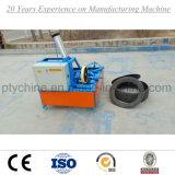 Entrambe macchina della taglierina dell'anello della gomma dello spreco della tagliatrice del pneumatico del muro laterale
