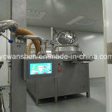 Da plataforma elevada da tesoura do certificado do Ce máquina médica de mistura molhada do granulador (SHLG-200)
