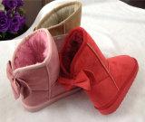 Теплое Boots для Lady