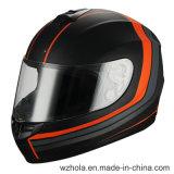 2017 горячий продавая ECE, СТАВЯТ ТОЧКИ Approved шлем Casco полной стороны мотоцикла