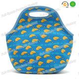 魚のネオプレンによって絶縁される食糧容器のクーラーの昼食袋