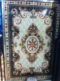 Goldene keramische Teppich-Kristallfliese für Wohnzimmer