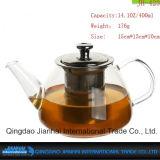 Conjunto de té de 2017 nuevo mercancías de cristal del diseño para el té y beber