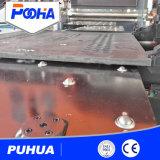 Máquina de perfuração grossa aprovada da torreta do CNC da carga pesada da placa do Ce