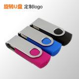 Mini-USB-Blitz-Laufwerk, das bunten Laufwerk-Metall-USB dreht