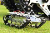 Mini trilha de borracha seguida do robô (WT200S)