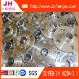 ステンレス鋼の溶接されたDIN2545フランジ