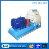 Máquina machacante eléctrica para hacer harina de maíz el pienso